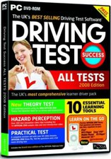 Focus Multimedia Driving Test Success All Tests - 2007/2008 Edition (Win) (EN)