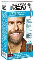 Combe Pharma Just for Men Brush in Color Gel mittelbraun (28,4 ml)