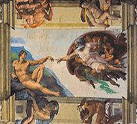 Clementoni Michelangelo - Erschaffung Adams (1000 Teile)