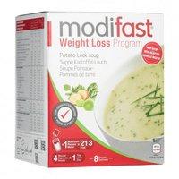 Modifast Programm Suppe Kartoffel/Lauch Pulver (8x55 g)