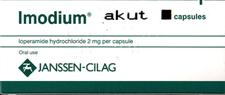 EMRA-MED Imodium Akut Kapseln (12 Stück)