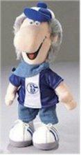 Schalke 04 Maskottchen Erwin 30 cm