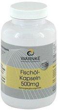 Warnke Fischöl Kapseln 500 mg (250 Stück)
