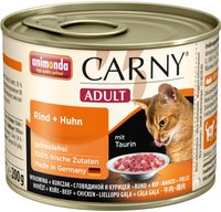 Animonda Petfood Carny Adult Rind & Huhn (200 g)