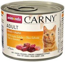 Animonda Petfood Carny Adult Rind & Huhn (200 g)