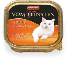 Animonda Petfood vom Feinsten Classic mit Gefügel + Kalb (100 g)