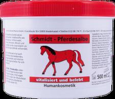 Schmidt Pharma Pferdesalbe (500 ml)