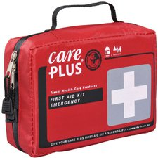 Care Plus First Aid Kit Emergency (1 Stk.)