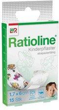 Lohmann & Rauscher Ratioline Kids Pflasterstrips (15 Stk.)