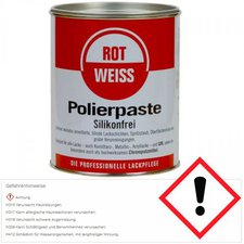 Rotweiss Polierpaste (750 ml)