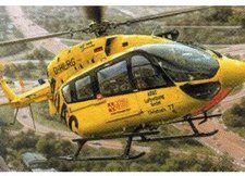 Heller Joustra Eurocopter EC 145 ADAC (80377)