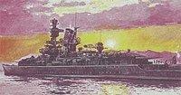 Heller Joustra Admiral Scheer (81045)