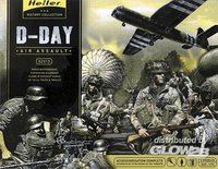Heller Joustra Set D-Day Air Assault (52313)