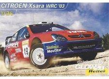 Heller Joustra Citroën Xsara WRC 2003 (80751)