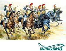 Italeri Französische Schwere Kavallerie - Napoleonische Kriege 1800-1815 (06003)