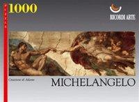 Editions Ricordi Michelangelo - Erschaffung Adams (1000 Teile)
