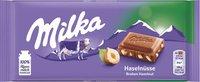 Milka Haselnuss (100 g)