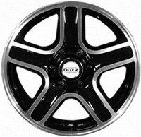 Dotz Wheels Hammada Dark (8,5x18)