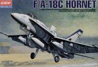 Academy F/A-18C Hornet (12411)