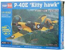 """HobbyBoss P-40E  """"Kittyhawk """" (80250)"""