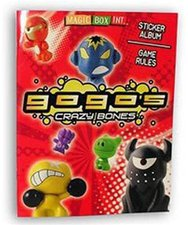 MagicBox GoGo's Crazy Bones Single Packet