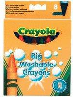 Crayola Wachsmalstifte abwaschbar 8 Stück