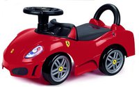 Famosa Ferrari F430 Red Foot to Floor