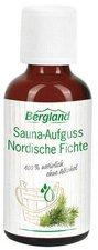 Bergland Sauna Aufguss Konzentrat Nordische Fichte (50 ml)