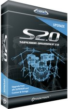 Toontrack Superior Drummer 2 (Upgrade)