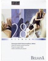 BELSANA Glamour 280den Strumpfhose für Schwangere M champagner
