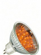 Paulmann LED 1W GU5.3 24 ° Orange