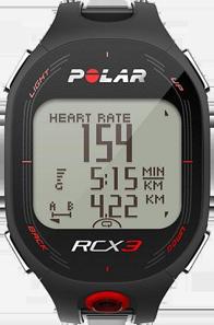 Polar RCX3M Bike