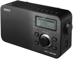 Sony XDR-S60DBP