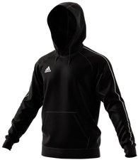 adidas Hoodie Pullover für Herren, Größe:S, Farbe:Schwarz