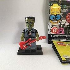 2015 Lego Minifigur Sammelfigur Spinnen-Lady Serie 14-Monsters Figur 16 71010