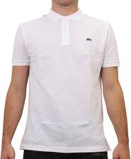 Lacoste Slim Fit Polo Poloshirt Polohemd T-Shirt Kurzarm Herren PH4012  (Farbe  Weiß (Blanc), Größe  6 (XL)) ... addb22f43d