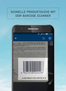 Android-App: Barcode Scanner