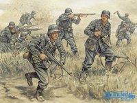 Italeri Deutsche Infanterie WWII (6033)