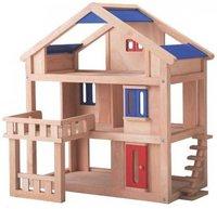 Plan Toys Puppenhaus mit Terrasse (7150)