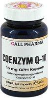 Hecht Pharma Coenzym Q 10 Gph 15 mg Kapseln (60 Stk.)
