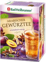 Bad Heilbrunner Tee Arabischer Gewuerztee Beutel 15 Stk.
