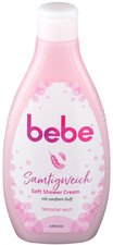 Bebe Young Care Soft Shower Cream trockene Haut