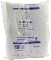 Kerma Mulltupfer 20 x 20 cm Pflaumengross steril (100 Stk.)