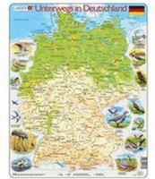 Larsen Unterwegs in Deutschland