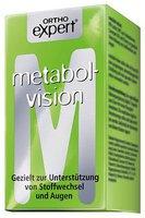 Orthoexpert Metabol Vision Kapseln (60 Stk.)