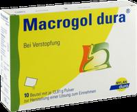 Mylan dura Macrogol Dura Pulver (10 Stk.)