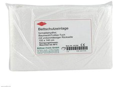 Büttner-Frank Betteinlage 140X100Cm Frottee (1 Stk.)
