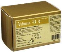 Arnimont Vitamin B 3 Aartemarys Kapseln 60 Stk.