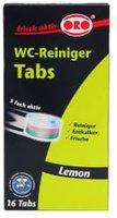 ORO fresh WC-Reiniger-Tabs 16 Stück