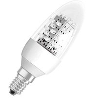 Osram LED Parathom CL B 15 1,6W klar E14 Kaltweiß